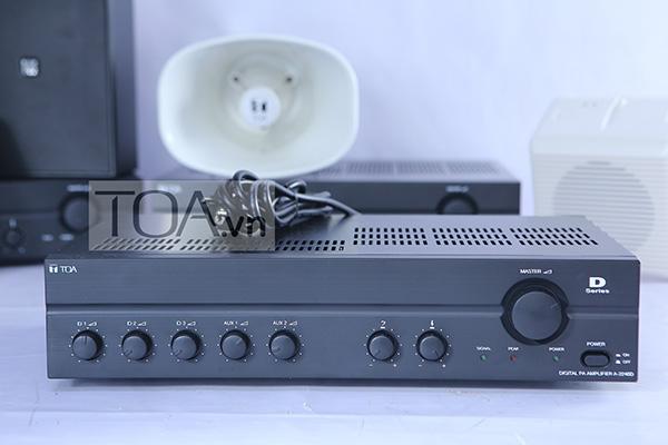 Amply-Mixer-240W-TOA-A-2240D-2