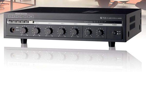 Amply-Mixer-240W-chọn-5-vùng-loa-TOA-A-1240SS-1