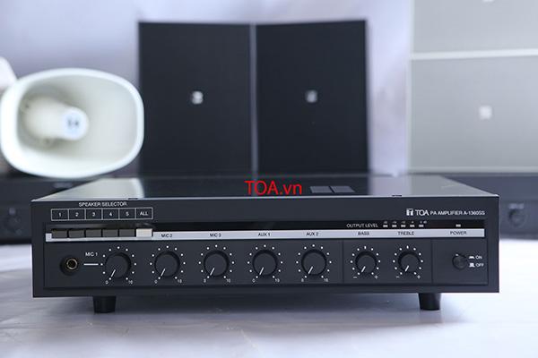 Amply-Mixer-360W-chọn-5-vùng-loa-Toa-A-1360SS-2