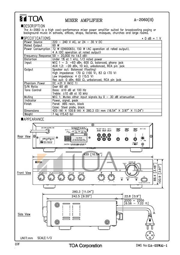 Amply-Mixer-60W-A-2060