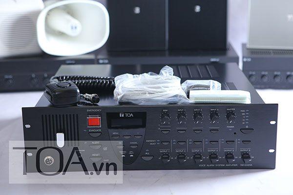 Voice-Alarm-System-Amplifer-240W-TOA-VM-3240VA-1