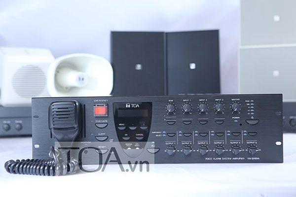 Voice-Alarm-System-Amplifer-240W-TOA-VM-3240VA-4