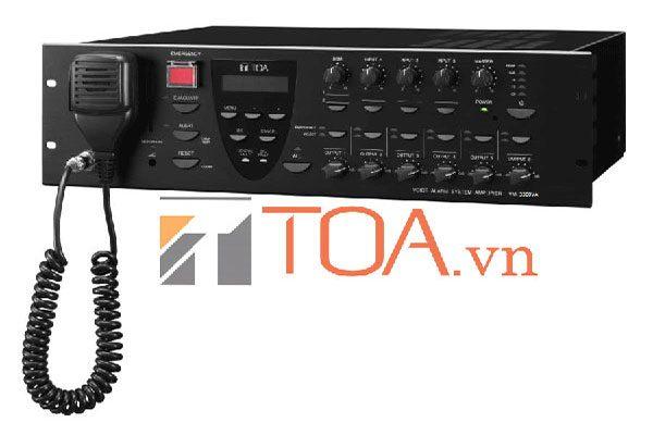 Voice-Alarm-System-Amplifier-360W-TOA-VM-3360VA